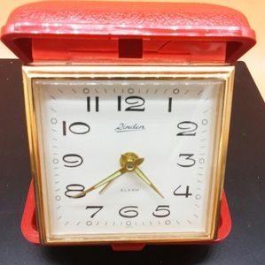 Linden Travel Alarm Clock